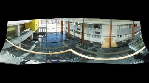 whereRU: BioMaterials Building
