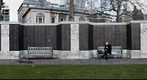 360 degree view in the Tower Hill memorial, London