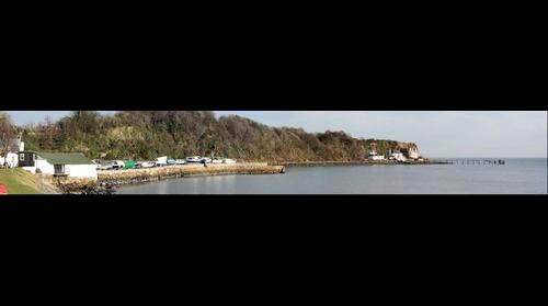 Aberdour Harbour