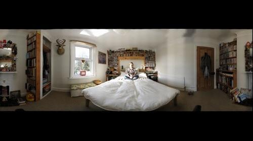 Self Portrait - Bedroom