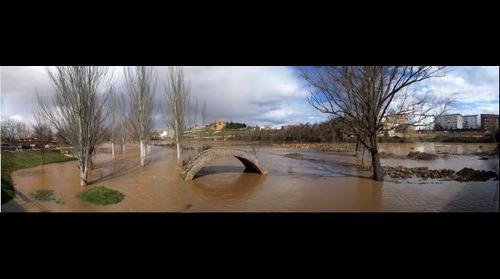 Inundaciones en Benavente