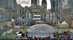 Vancouver 2010 Olympics Robson Square Celebration Site