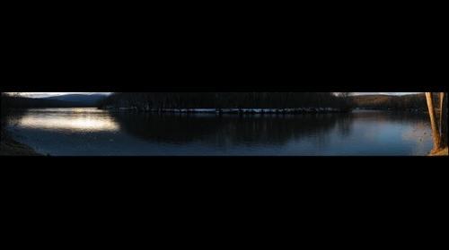 Sunrise on the Shenandoah River