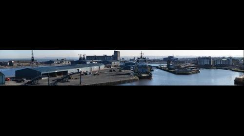Leith Docks - part 2 Edinburgh