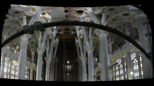 (Miguel Fernández) La Sagrada Familia: La nave central