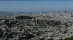 San Francisco From Twin Peaks Looking North