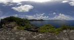 Muskmellon Bay, Tortola, British Virgin Islands 360 panorama