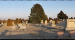 Ellis Cemetery, Northwest Section, Evening