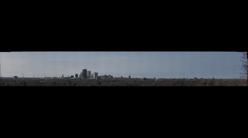 Rochester, NY City Scape