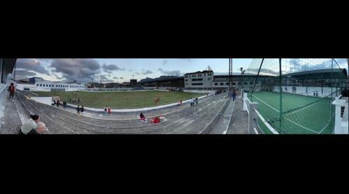 Estádio Figueira de Melo - São Cristóvão de Futebol e Regatas