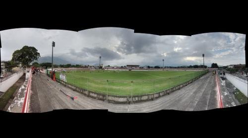 Estádio Proletário Guilherme da Silveira Filho - Moça Bonita - Bangu Atlético Clube