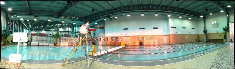 WhereRU: Patio Pool Sonny Werblin Center
