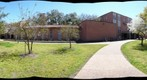 Blooming Cherry Trees in Front of Rice Memorial Center - a 360-Degree Panorama