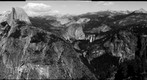 Yosemite I B&W Redux Normal