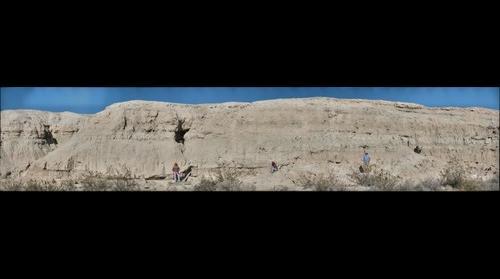 Las Vegas Wash, Quaternary Stratigraphy Detail 1