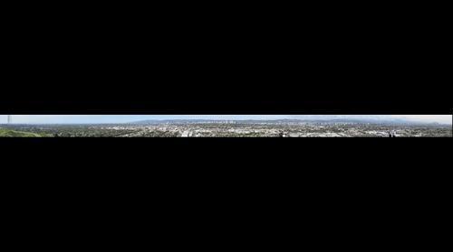 Los Angeles Metro panorama