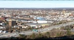 Paterson NJ from Garrett Mt. Reservation