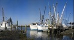 Brunswick, Georgia, Shrimp Boats, No. 3