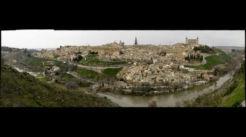 Toledo desde el valle del Tajo | LAINFORMACION.COM (Adriano Morán)