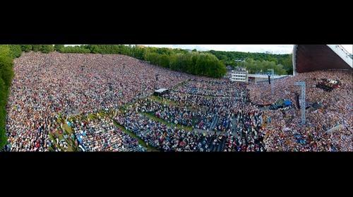 Estonian Song Festival 2009  day2