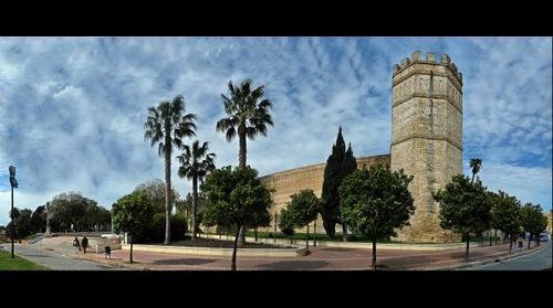 Alcázar. Jerez de la Fra.