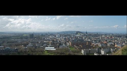 My First Edinburgh Gigapan