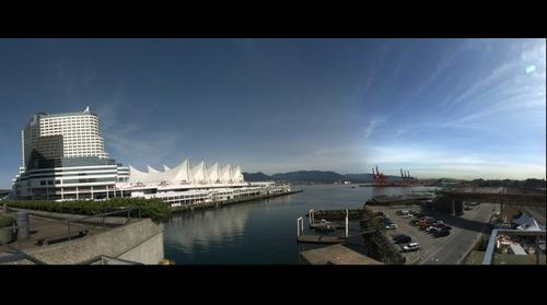 Canada Place, North Shore and The Seabus