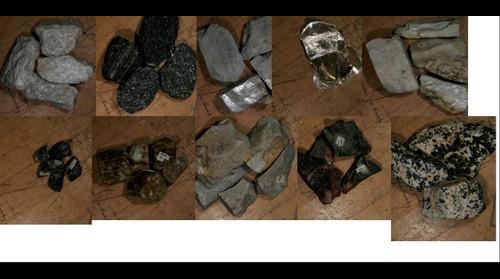 minerals 36-45