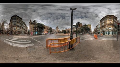 Plaza de la Reina - Valencia - Spain