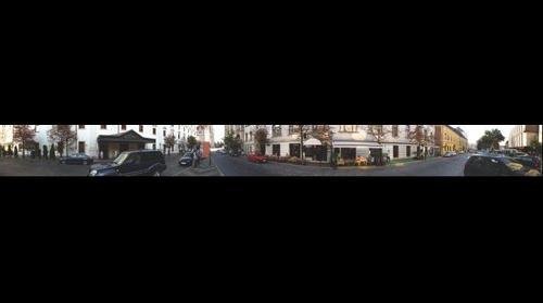 Hilton square - Budapest - Hungary