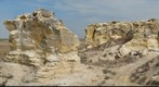 Castle Rock Badlands Faults