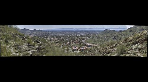Phoenix from North Mountain