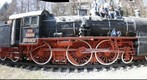 Romania - Sinaia 2010 (Old Locomotive)