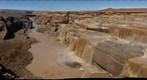 GRAND FALLS OF THE LITTLE COLORADO, FIRST DAY OF SPRING