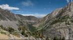 Tioga Pass Road ( Hwy 120 ) coming up Lee Vining canyon into Yosemite NP from Mono Lake and the Hwy 395 junction.