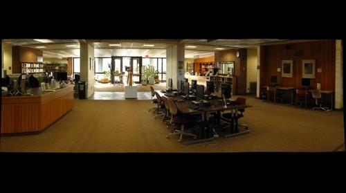 whereRU: Library of Science and Medicine - First Floor