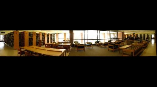 whereRU: Library of Science and Medicine - Second Floor