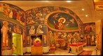 Greek Church Mural