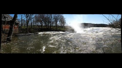 Great Falls of the Passaic River, Paterson, NJ, National Historical Park, View 5