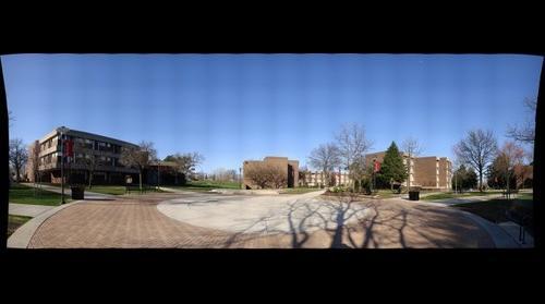 whereRU: Livingston Campus Quads