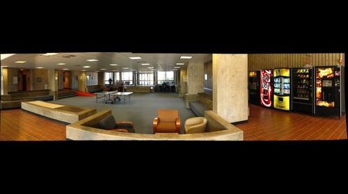 whereRU: UMDNJ Lounge