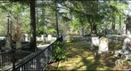Cemetery of  St. John in the Wilderness Episcopal Church - Flat Rock, NC