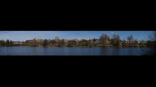 UEA from across the lake