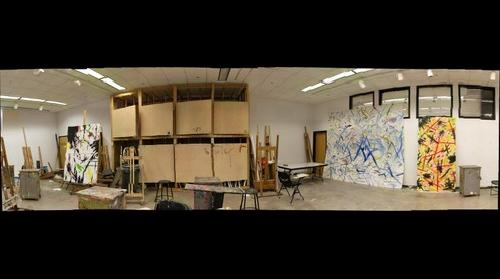 whereRU: MGSA Painting Studio (Room 427)