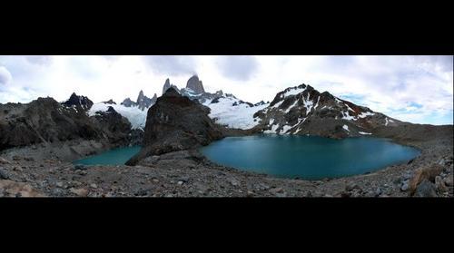 Laguna de Los Tres - El Chaltén