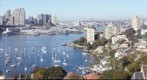 Sydney Harbour - Western Side of Harbour Bridge