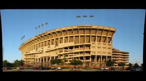 Jordan-Hare Stadium (West Side)