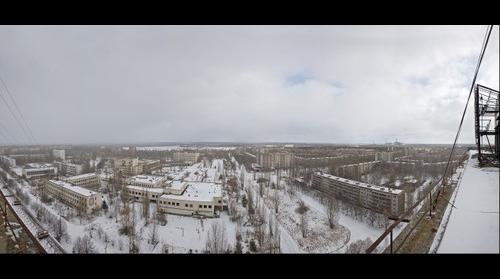 Pripyat (Chernobyl)