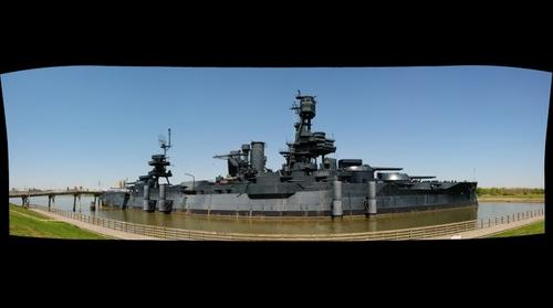 Battleship Texas BB 34