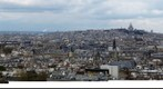 360 degree Panorama from Pantheon in Paris
